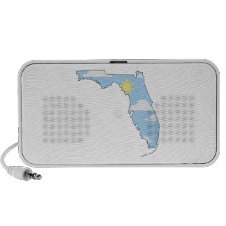 Sunny Florida Notebook Speakers