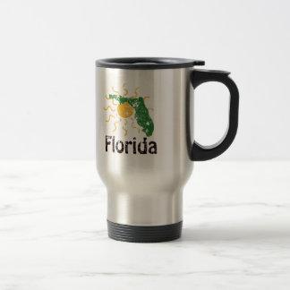 Sunny Florida Travel Mug