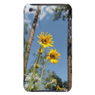 Sunny Flowers Barely There iPod Covers