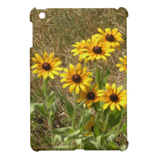 sunny flowers case for the iPad mini