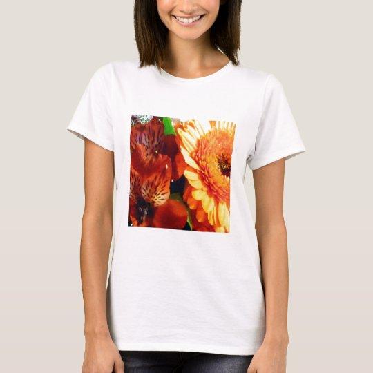 Sunny Flowers T-Shirt
