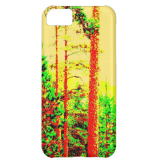 Sunny forest cover for iPhone 5C