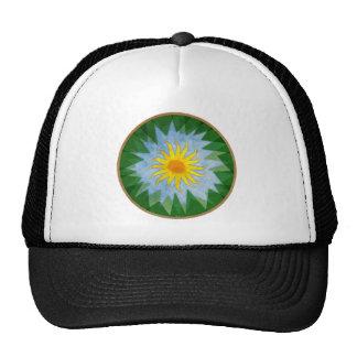 Sunny Forest Terrain Trucker Hat