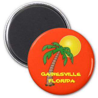 Sunny GAINESVILLE FLORIDA refrigerator magnet