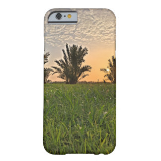 Sunny green barely there iPhone 6 case