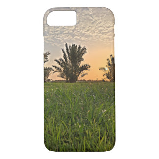 Sunny green iPhone 8/7 case