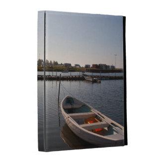 Sunny harbor iPad folio cases