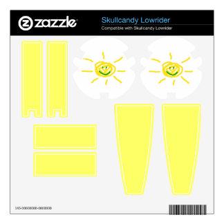 Sunny Headphones Skullcandy Lowrider Skin