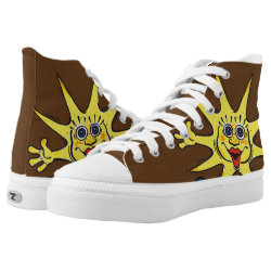 sunny High-Top sneakers