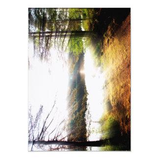 Sunny Lake Card