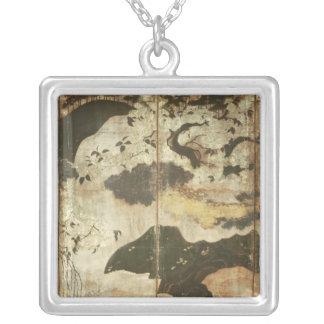 Sunny Landscape Personalized Necklace