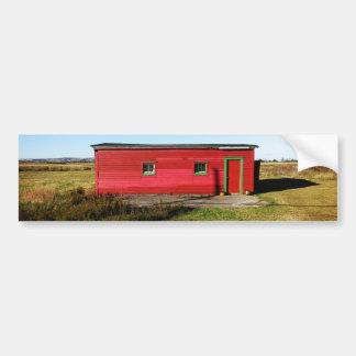 Sunny Little House Bumper Sticker