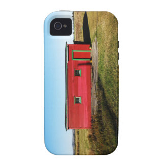 Sunny Little House iPhone 4 Cases