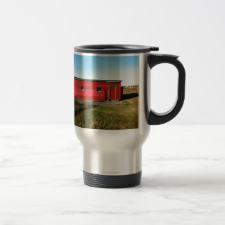 Sunny Little House Travel Mug