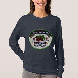 Sunny Loganberry Fruit T-Shirt
