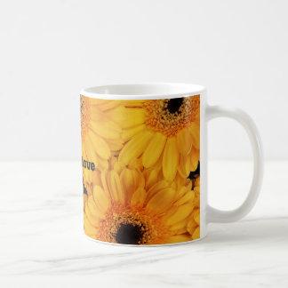 sunny love sunflower gifts collection coffee mug