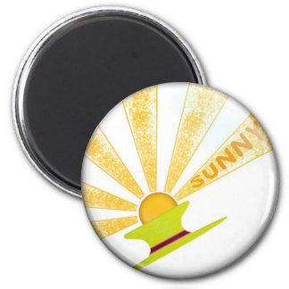 sunny magnet