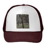Sunny Meadow With Fruit Trees By Gerstl Richard Trucker Hats