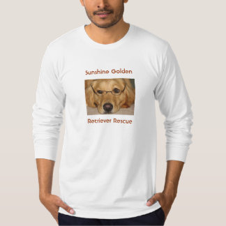 Sunny Men's Sweatshirt-Hoodie Sunshine Goldens T-Shirt