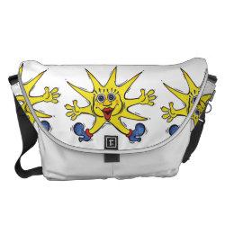 Sunny Messenger Bag