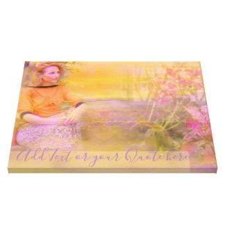Sunny Moments Canvas Print