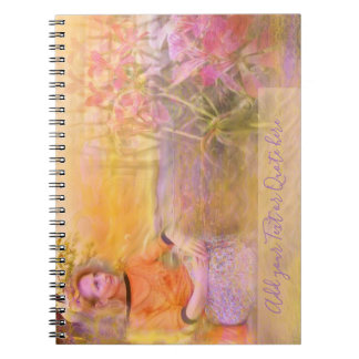 Sunny Moments Notebook