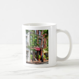 - Sunny Morning Alexandria VA Coffee Mug