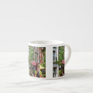 - Sunny Morning Alexandria VA Espresso Cup