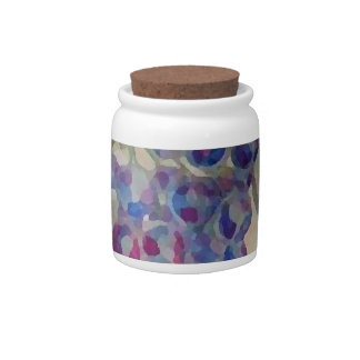 Sunny Morning Blueberries Kitchen Cooking Foods Candy Jars