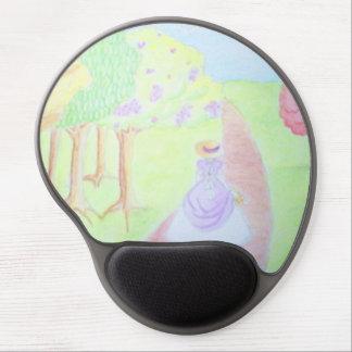 Sunny Morning Walk Gel Mouse Pad