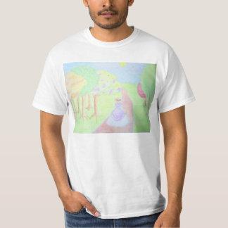 Sunny Morning Walk T-Shirt
