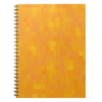 Sunny mosaic notebook