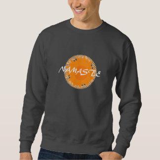 Sunny Namaste - Yoga Clothing Sweatshirt