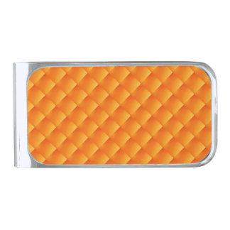 Sunny Orange Yellow Colorful Money Clip
