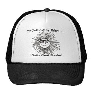 Sunny Outlook Trucker Hat