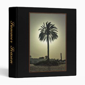 Sunny Palm Binder