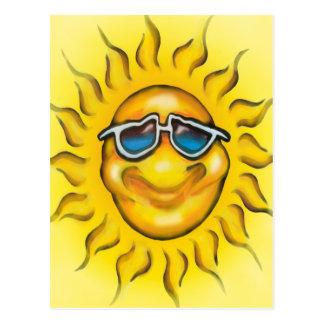 Sunny Postcard
