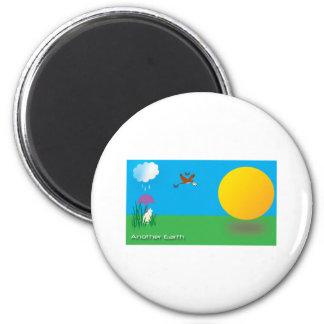 Sunny-Rainy Day Magnet