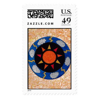 """""""Sunny Rays"""" 46 cent Denomination US Stamps! Postage Stamps"""