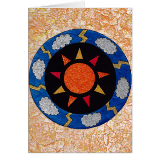 """""""Sunny Rays"""" Greeting Card by Sunny Crittenden!"""