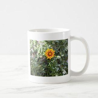 Sunny Red and Yellow Blossom Coffee Mug