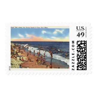 Sunny Sands of Cape Cod Postage