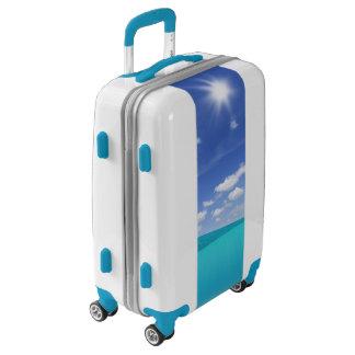 Sunny Sea Luggage Suitcase