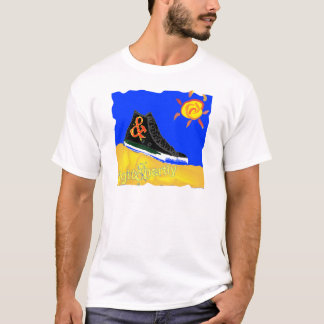 """Sunny Shoe"" by Katie winner 08.03.09 T-Shirt"
