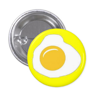 Sunny Side Up Pinback Button
