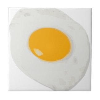 Sunny Side Up Fried Egg Tile