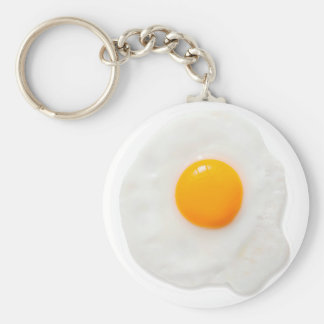 Sunny Side Up Key Chain