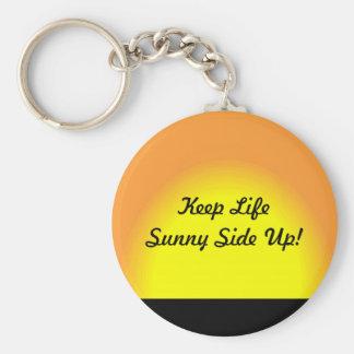 Sunny Side Up Keychain