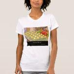"""Sunny Side Up"" Ladies Petite T-Shirt"