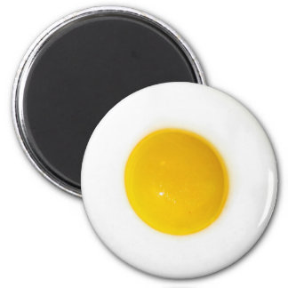 Sunny-side Up! 2 Inch Round Magnet